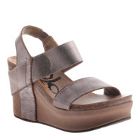 New OTBT Women's Sandals Bushnell in Pewter