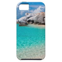 Turquoise Water iPhone 5 Cover from Zazzle.com