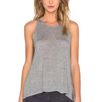 Soft Joie Phan Tank in Heather Grey