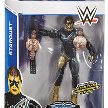 STARDUST - WWE ELITE 36 MATTEL TOY WRESTLING ACTION FIGURE by MATTEL