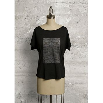 Marble Carving B. Knit T1