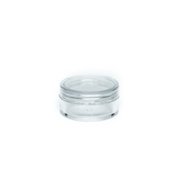 Concentrate Jar - Clear Lid - Screw Top - 10ml or 20ml