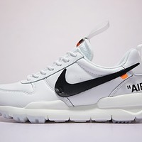 OFF White x Tom Sachs x Nike Craft Mars Yar AA2261-001