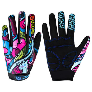 New Outdoor Sports Snowboard Skiing Riding Gloves