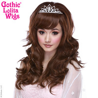 Gothic Lolita Wigs®  Princess™ Collection - Chocolate Brown Mix -00511