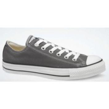Converse Shoes Chuck Taylor All Star Ox- charcoal