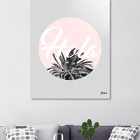 «Hola!», Exclusive Edition Acrylic Glass Print by Uma Gokhale - From $69 - Curioos