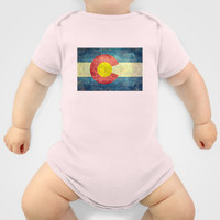 Colorado State Flag Onesuit by Bruce Stanfield