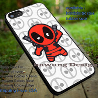 Comic Villain Chibi Cute iPhone 6s 6 6s+ 5c 5s Cases Samsung Galaxy s5 s6 Edge+ NOTE 5 4 3 #movie #disney #animated #marvel #comic #deadpool dt