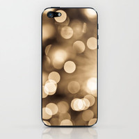 tiny bubbles  iPhone & iPod Skin by Ann B. | Society6