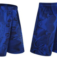 KOBE Drawstring Breathable Basketball Shorts