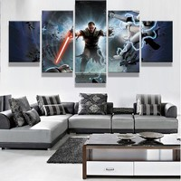 Star Wars: The Force Unleashed Wall Art