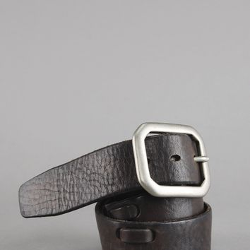 Ridin' High Lucky Brand Wide Leather Belt