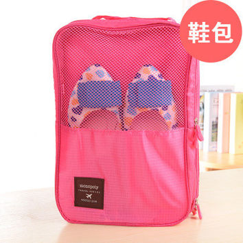 Waterproof Storage Portable Creative Korean Shoes = 4877895620