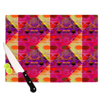 "Nina May ""Allicamohot"" Cutting Board"