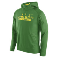 Nike Elite Stripe Pullover (Oregon) Men's Basketball Hoodie