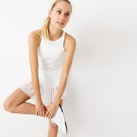 J.crew Factory Womens New Balance for J.crew Tennis Dress (Plaster White, Size XS)