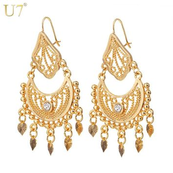 Classic Dangle Ethnic Indian Earrings