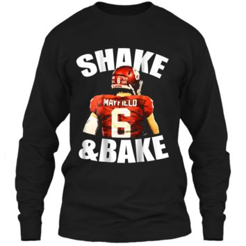 Shake And Bake  LS Ultra Cotton Tshirt