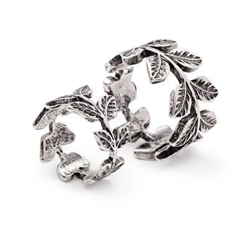 Leaf Midi Ring Set | Forever 21 - 1000161576