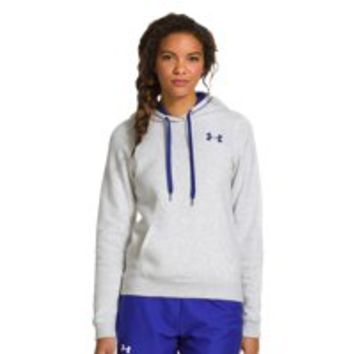 Under Armour Womens UA Rival Cotton Hoodie