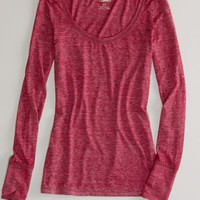 AEO Women's Favorite Burnout T