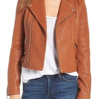 Rebecca Minkoff Wolf Leather Jacket | Nordstrom