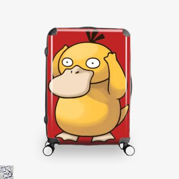 Psyduck, Pokemon Suitcase