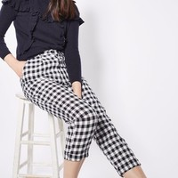 Gingham Mensy Trousers
