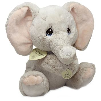 Precious Moments® Tuk Prayer Elephant Musical Stuffed Animal
