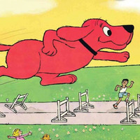 Clifford's Field Day (Scholastic Readers)