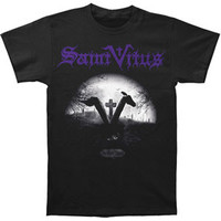 Saint Vitus Blessed Night T-shirt - Saint Vitus - S - Artists/Groups - Rockabilia