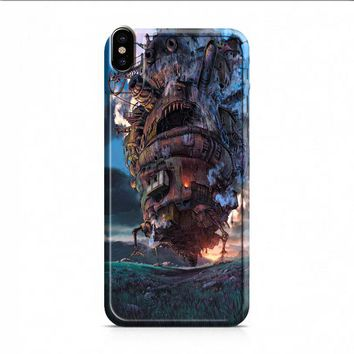 Howls Moving Castle Case 2 iPhone 8 | iPhone 8 Plus case