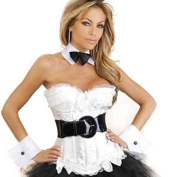 6 PC Sexy Bunny Costume @ Amiclubwear costume Online Store,sexy costume,women's costume,christmas costumes,adult christmas costumes,santa claus costumes,fancy dress costumes,halloween costumes,halloween costume ideas,pirate costume,dance costume,costumes