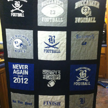 Made to Order - T-shirt Memory Quilt