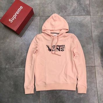 ESBONN VANS' Women Fashion Hooded Top Pullover Sweater Sweatshirt