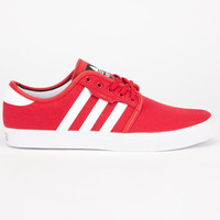 Adidas Seeley Mens Shoes University Red/Running White/Black  In Sizes