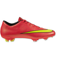 Nike Mercurial Victory V Firm Ground Soccer Cleats - Men's at City Sports