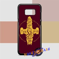 Firefly Serenity Free Skies Samsung Galaxy Case