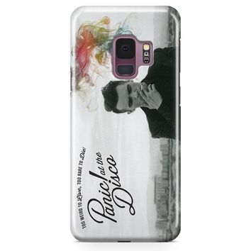 Panic At The Disco Samsung Galaxy S9 Plus Case | Casefantasy
