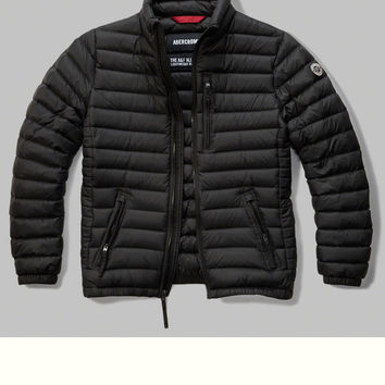 A&F All-Season Lightweight Down Jacket