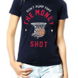 The Money Shot Tee in Navy