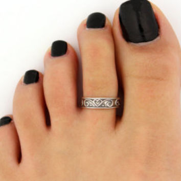sterling silver toe ring Sun face  toe ring adjustable toe ring (T-76) knuckle ring