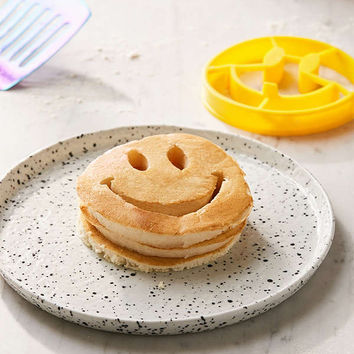Smiley Pancake + Egg Mold   Urban Outfitters