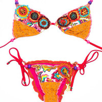 Handmade One of a Kind Bikini
