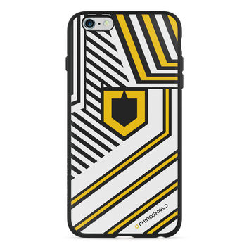 Abstract Rhino Shield Logo PlayProof Case for iPhone 6 Plus / 6s Plus