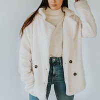 Franklin Double Button Coat