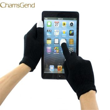 11.11.2017 New Unisex Magic  Gloves for women man Texting Smartphone iphone Stretch Winter Knit Free Shipping