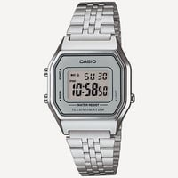 Casio Vintage Collection La680 Watch Silver One Size For Men 24816014001