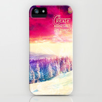 Adventures - for iphone iPhone & iPod Case by Simone Morana Cyla